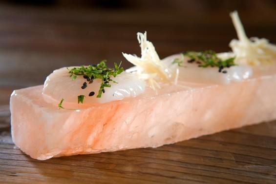 Ice-Tray Sushi Blocks Recipes — Dishmaps