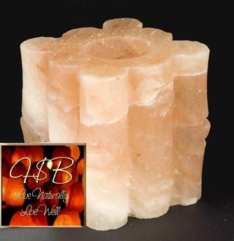 Salt Lamps Candle Holders - Himalayan Salt Boutique