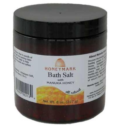 Manuka Honey Himalayan Bath Salts